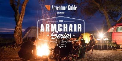 Armchair Adventure - Alison Kelly and Dave Best
