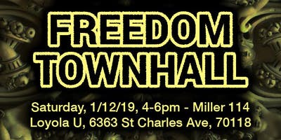Freedom Town Hall