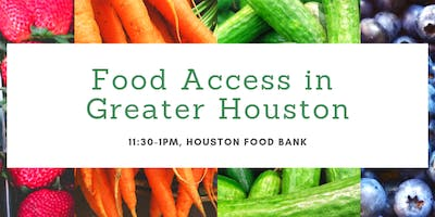 Food Access in Greater Houston