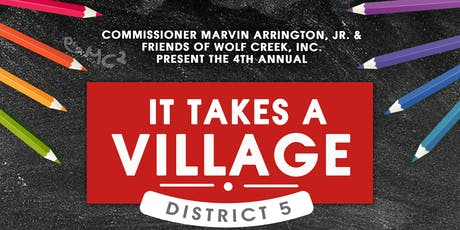 5th Annual It Takes A Village - SW tickets