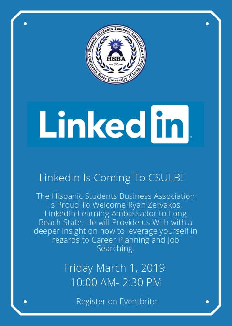 HSBAs LinkedIn Workshop | New York
