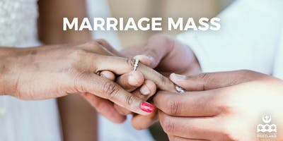 Marriage (Anniversary) Mass 2019
