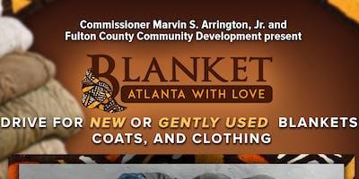 Blanket Atlanta With Love 2019