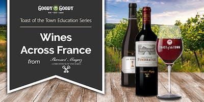 Wines Across France from Bernard Magrez