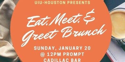 UIU MEET, EAT, AND GREET BRUNCH