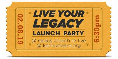 Live Your Legacy Book Launch