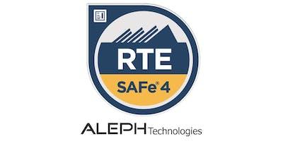 SAFe® Release Train Engineer (RTE) - San Diego, CA
