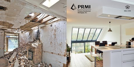 Renovation loans, a class for real estate agents tickets