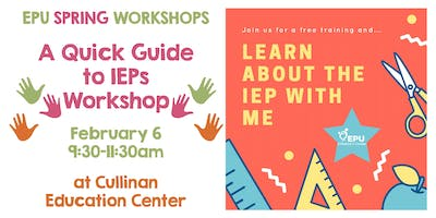 Quick Guide to IEPs