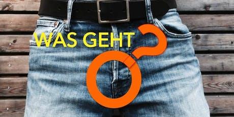 Was geht? - Tagesworkshop männliche Sexualität für Männer Tickets