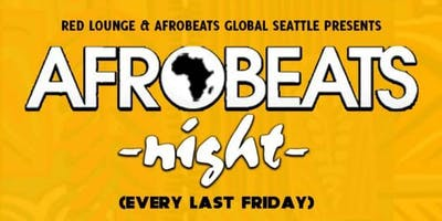 Afrobeats Night 2nd Anniversary!
