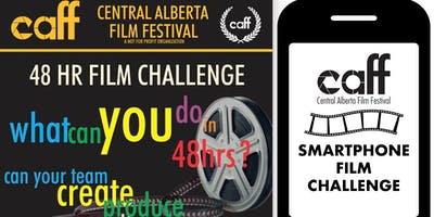 FILM CHALLENGE SCREENINGS - Smart Phone Challenge & 48 Hour Challenge
