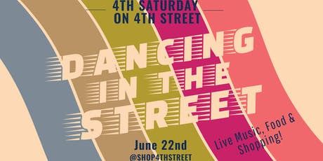 Dancing in the Street tickets