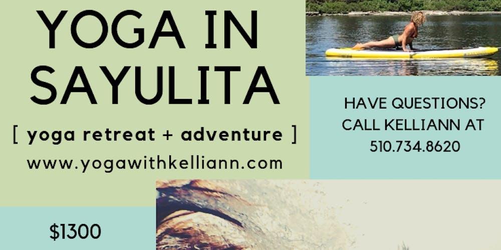 Sayulita Mexico Map Google.Yoga Retreat In Sayulita Mexico Tickets Mon May 6 2019 At 3 00