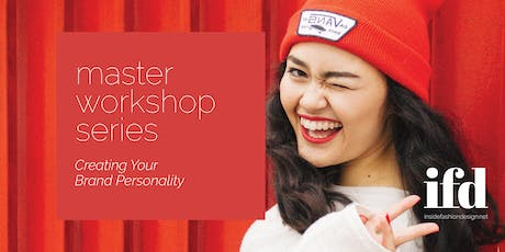 Creating Your Brand Personality tickets