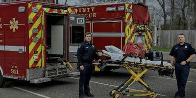March Madness EMS CE York County Fire & Life Safety