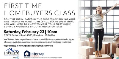 First Time Home Buying Class - Infinite Real Estate Group