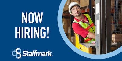 Job Fair for Forklift and Warehouse Associates