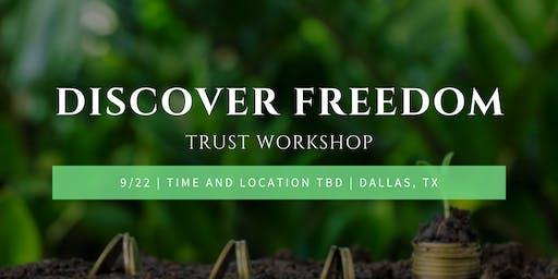 Trust Workshop