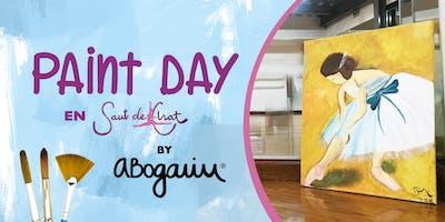 Paint Day @Saut De Chat by: ABogarin (13+)