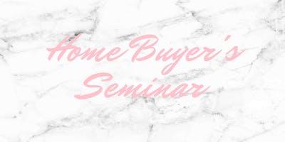 Newlywed Home Buyer's Seminar!