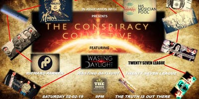 The Conspiracy Collective Show