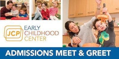 JCP Preschool Admissions Meet & Greet