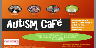 Adults on the Spectrum Autism Cafe