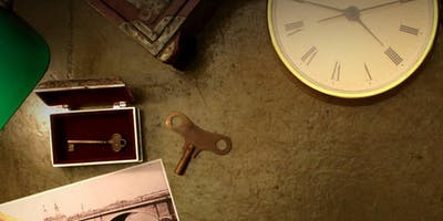 Cold Case Lock and Clue Room