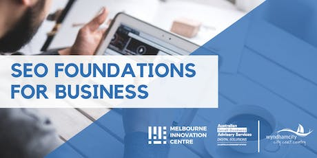 SEO Foundations for Small Business - Wyndham  tickets