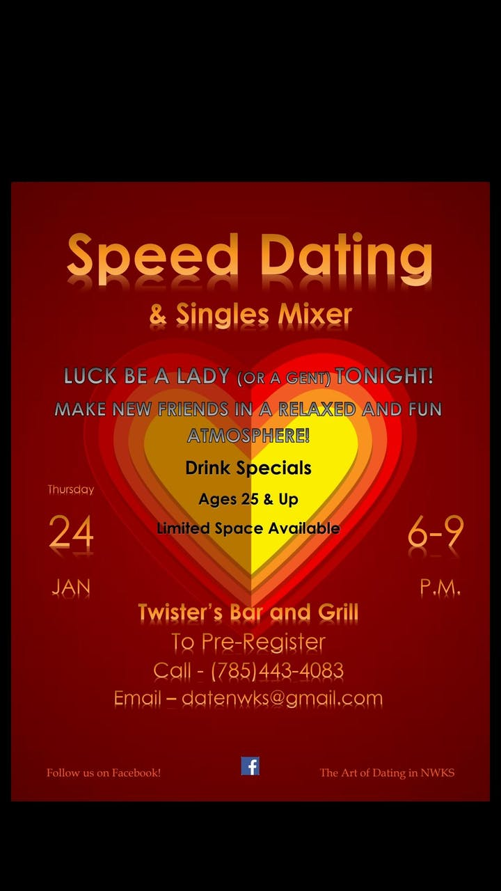 the art of speed dating