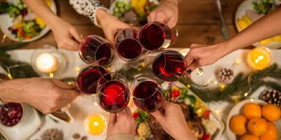 Wine and Wellness! (January 26)