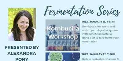 Fermentation Series at Oaklands