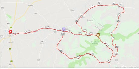 Slieve Bloom Extreme Challenge 2019 tickets