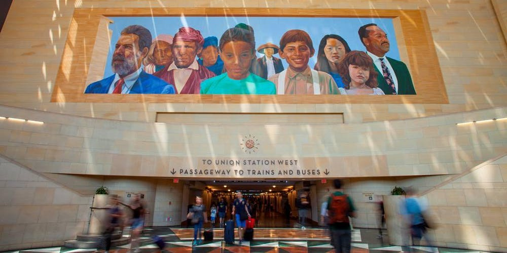 METRO ART MOVES: Union Station Art & Architecture Tour