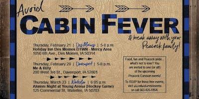 Cabin Fever: Davenport Alumni Social