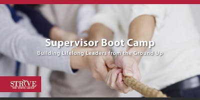 Supervisor Boot Camp Bulk Packages
