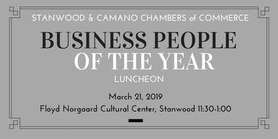 Business People of the Year
