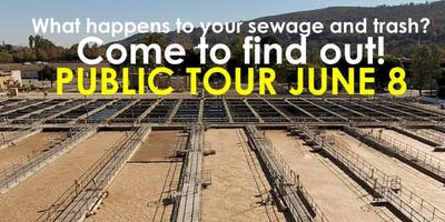 San Jose Creek Water Reclamation Plant & Materials Recovery Facility 2019 Summer Public Tour