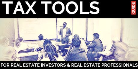 Tax Tools for Real Estate Professionals tickets