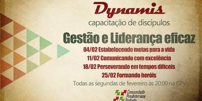 Treinamento Dynamis- Módulo 1 Liderança Eficaz