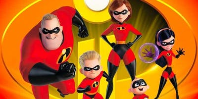 Kids Night Out - January 2019 - Incredibles 2