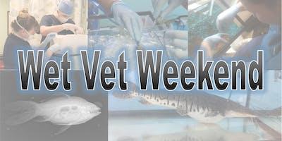 Wet Vet Weekend 1