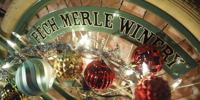 2019 Pech Merle Winter Wine Club Pick Up Party