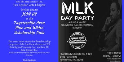 MLK Day Party 2019