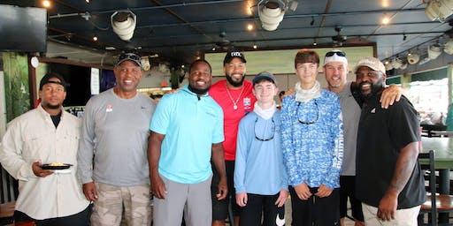 8th annual Earnest Graham Fishing Tournament benefiting the 1Voice Foundation