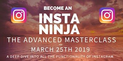 Instagram Ninja Advanced Masterclass Th March