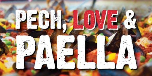 Pech, Love & PAELLA 2019