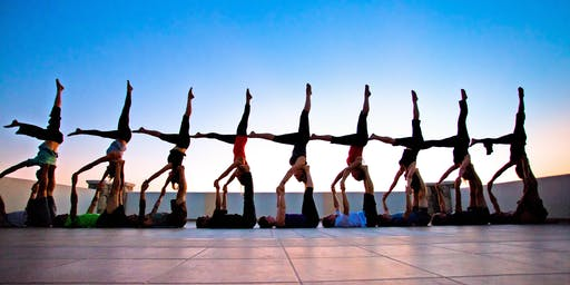 FREE AcroYoga Classes at Sports Basement Presidio (2019)
