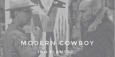 March Speaker Series Presents Artist Jon Flaming